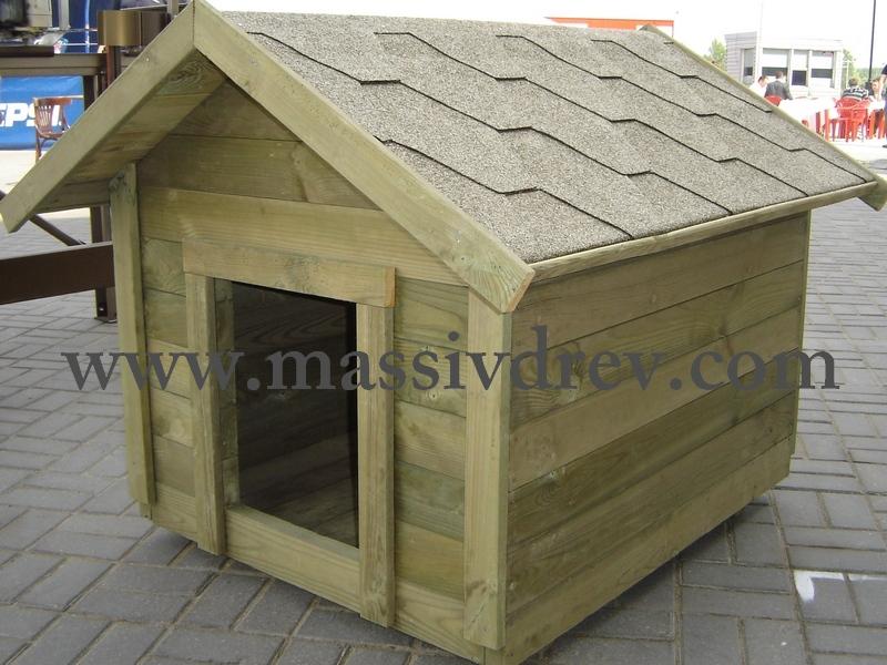 деревянные будки