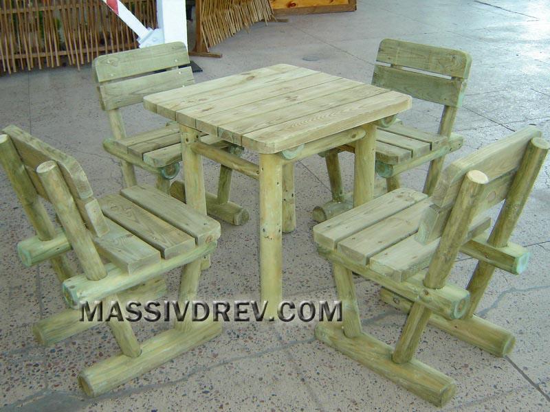 Набор мебели для сада №0